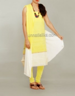 Pochampally Cotton Salwar Kameez_44