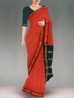 Pochampally Cotton Sarees_22