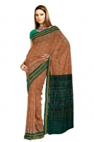 Pochampally Cotton Saree_1