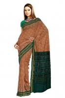 Pochampally Cotton Saree_1