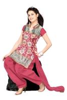 Tussar silk salwar kameez_30