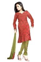 Tussar Silk Salwar Kameez_26