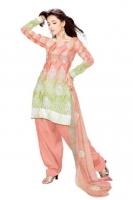 Tussar Silk Salwar Kameez_2