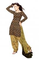 Tussar Silk Salwar Kameez_8