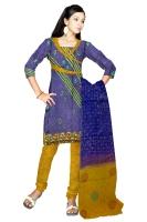 Tussar Silk Salwar Kameez_17