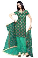 Tussar Silk Salwar Kameez_31