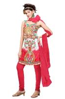 Tussar Silk Salwar Kameez_43