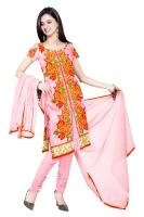 Tussar Silk Salwar Kameez_34