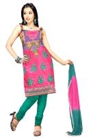 Tussar Silk Salwar Kameez_44