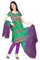 Tussar Silk Salwar Kameez_45