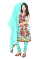 Tussar Silk Salwar Kameez_36