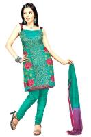 Tussar Silk Salwar Kameez_47