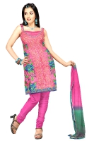 Tussar Silk Salwar Kameez_49